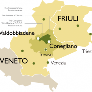 map Treviso