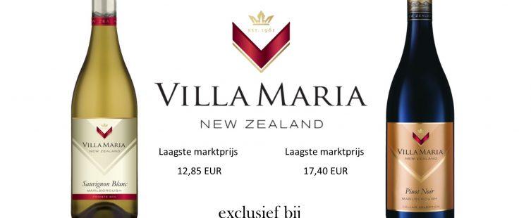 Villa Maria Nieuw Zeelands meest gewaardeerde wijnmaker all round ok