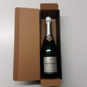 Champagne Moncuit Grand Cru 1 fles
