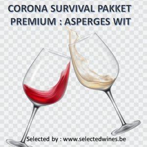 premium asperges wit