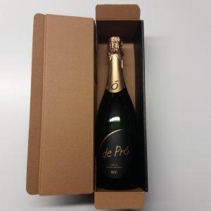 Cava De Pro geschenkpakket 1 fles